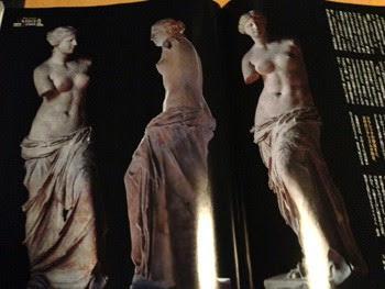 ヨーロッパ美の起源、ギリシャ・ローマ