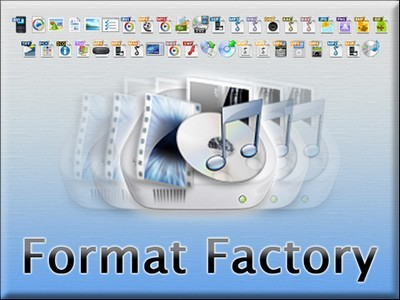 شرح برنامج format factory مصنع الصيغ فورمات فاكتورى