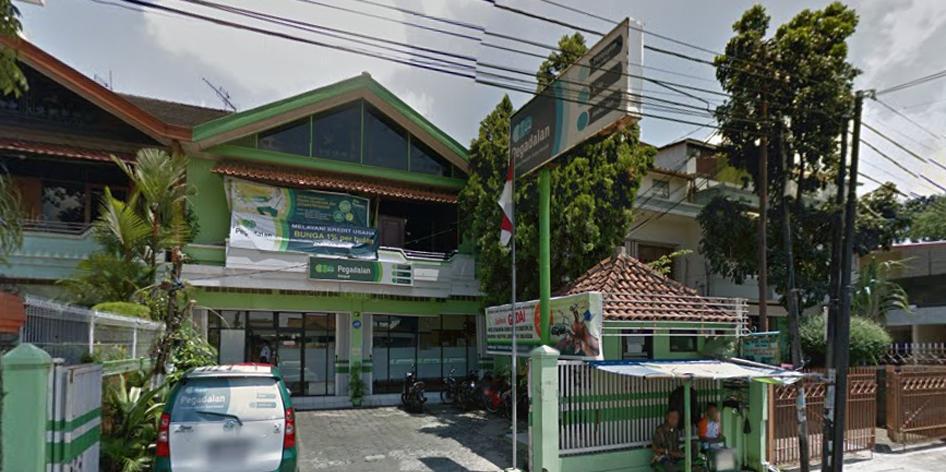Kantor Pegadaian Jalan Sukajadi Bandung