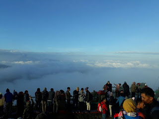 Amazing Blue Fire Ijen Crater Mount Bromo Tour 3 days 2 Nights