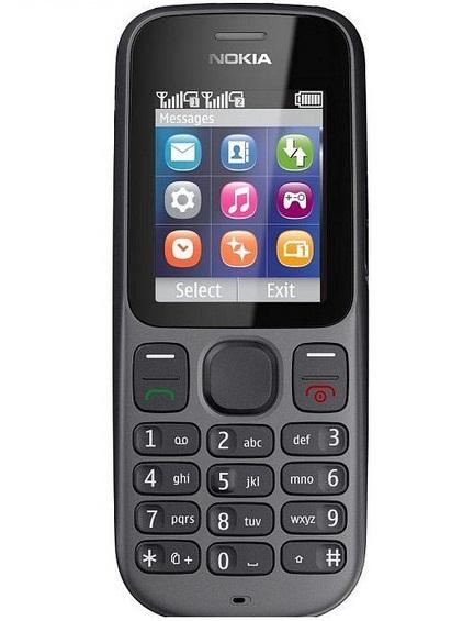 HP Jadul Nokia 101 Dual SIM Produksi Tahun 2011- Spesifikasi Lengkap