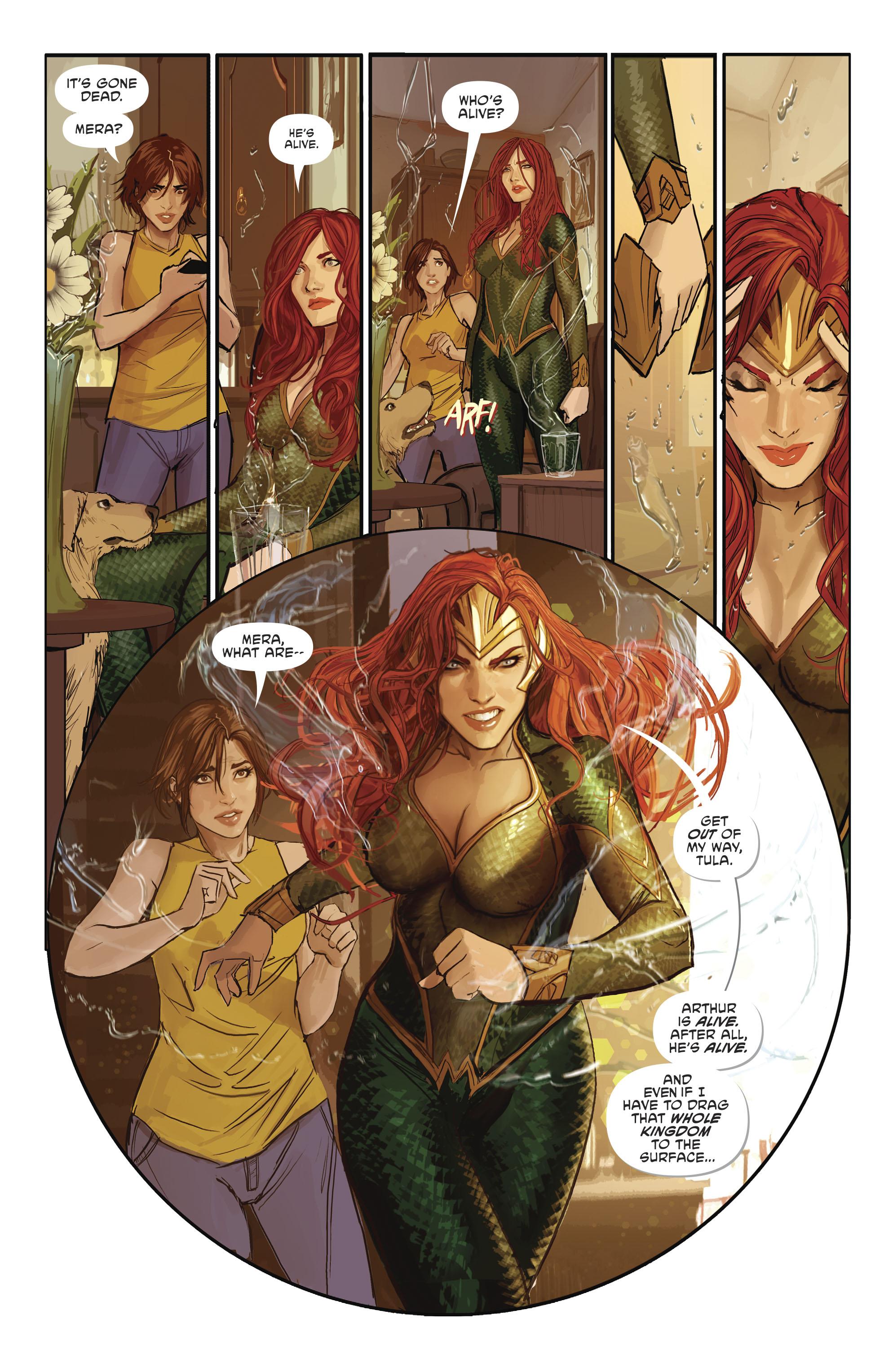Read online Aquaman (2016) comic -  Issue #25 - 30