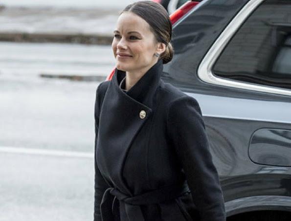 Princess Sofia wore GANT Mid Boot, Princess Sofia Hellqvist Style
