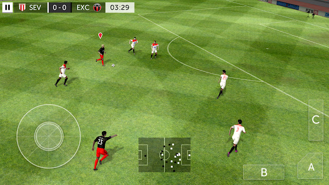 first touch soccer 2015 hile apk indir