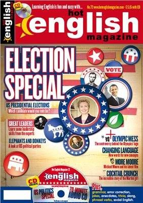 Hot English Magazine - Number 72