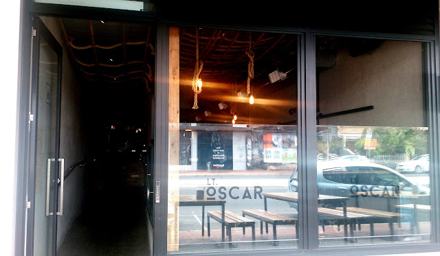 Little Oscar, Brunswick, Korean, American, fusion, bar, jazz