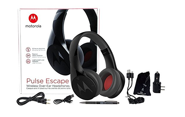 Motorola S New Pulse Escape Headphones Are Stylish For Just 55 Motorola Lovers