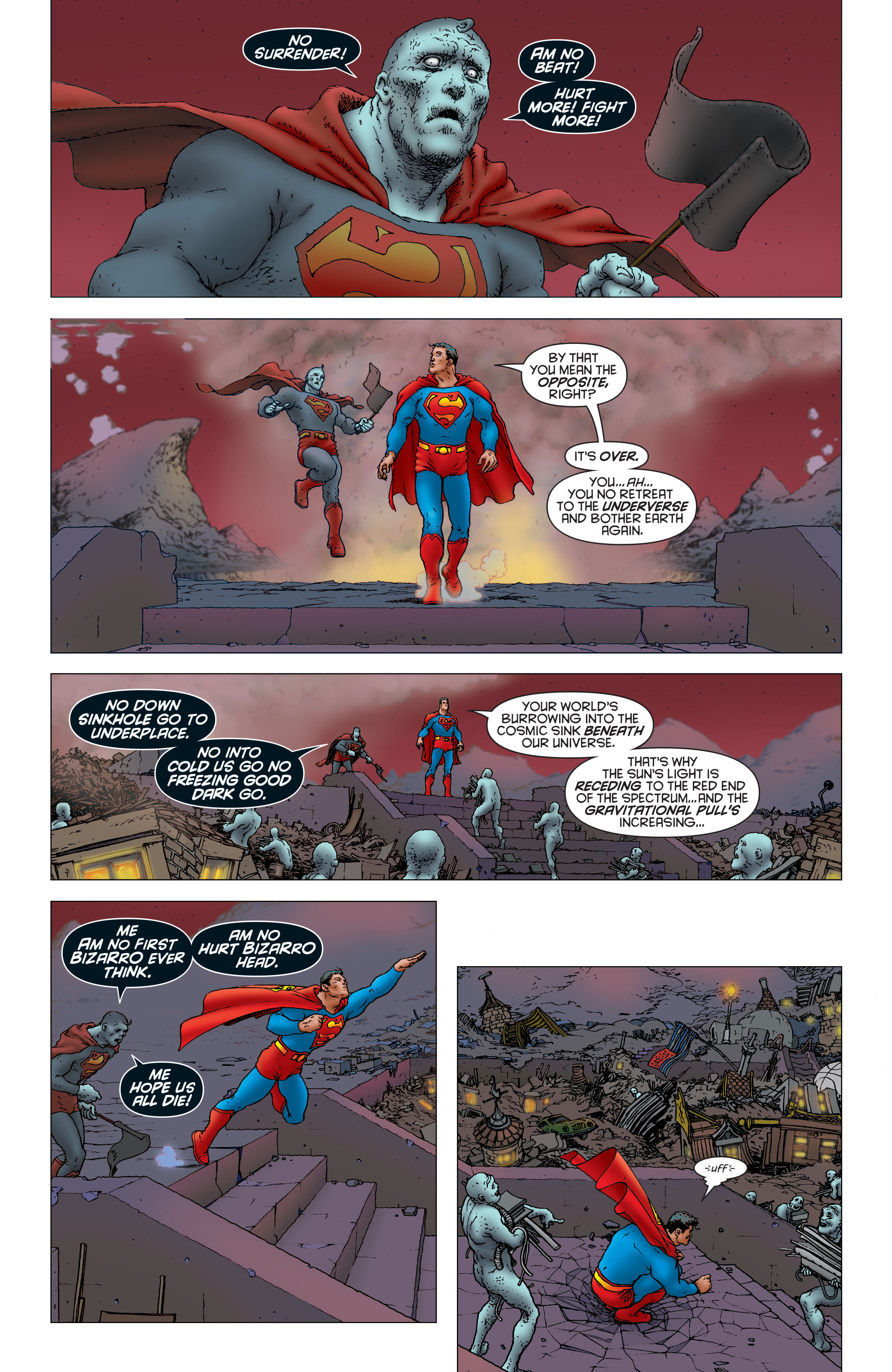 Read online All Star Superman comic -  Issue #7 - 20