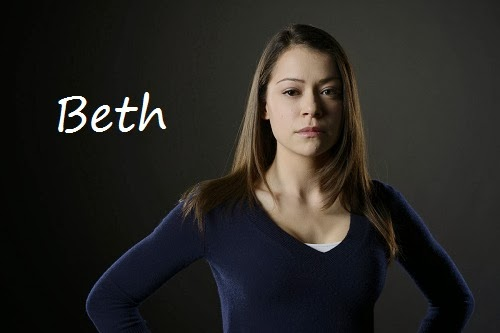 orphan black beth childs