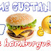 """CANCIÓN """"A mí me gustan las hamburguesas"""" + VOCABULARIO DE LA COMIDA, VERDURAS Y FRUTAS."""