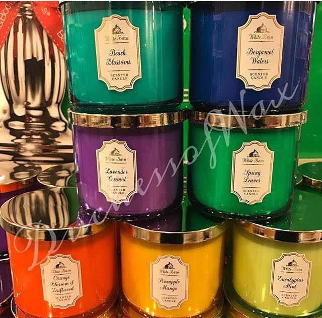 Life Inside The Page Bath Amp Body Works Spring 2017