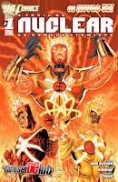 Os Novos 52! A Fúria do Nuclear: Os Homens Atômico #1