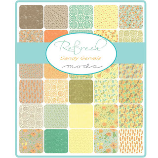 Moda Refresh Fabric by Sandy Gervais for Moda Fabrics