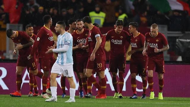 Hasil Coppa Italia: Roma ke Perempatfinal Usai Bungkam Entella