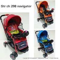 Kereta Bayi Does DS298 Navigator Rocker