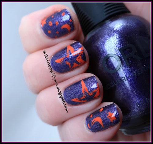 Orly ~ Nebula