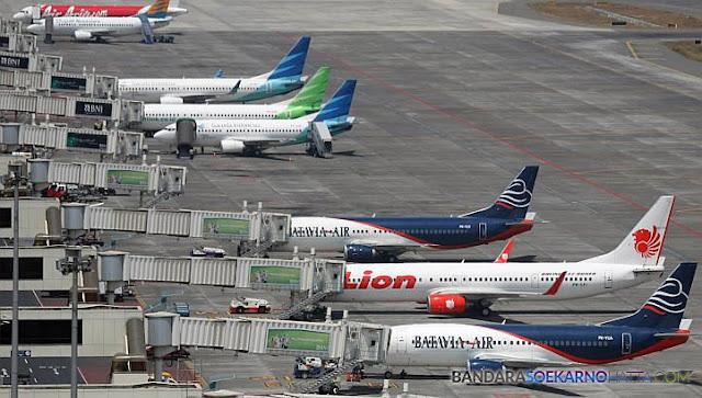 5 Maskapai Penerbangan yang Pernah Eksis di Indonesia