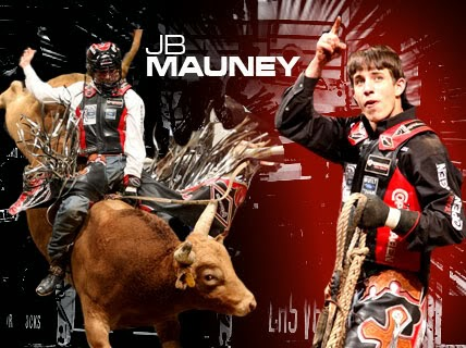 Badboys Deluxe J B Mauney Bullrider
