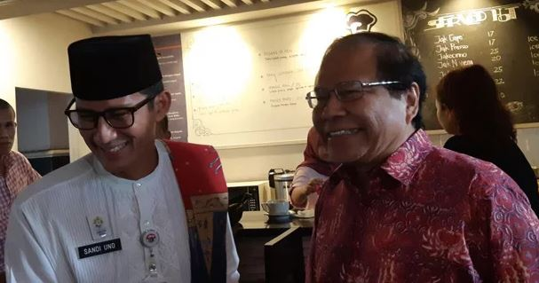 Bandingkan dengan Era Ahok, Rizal Ramli: Sekarang Terasa Suasana Tenang dan Sejuk di DKI