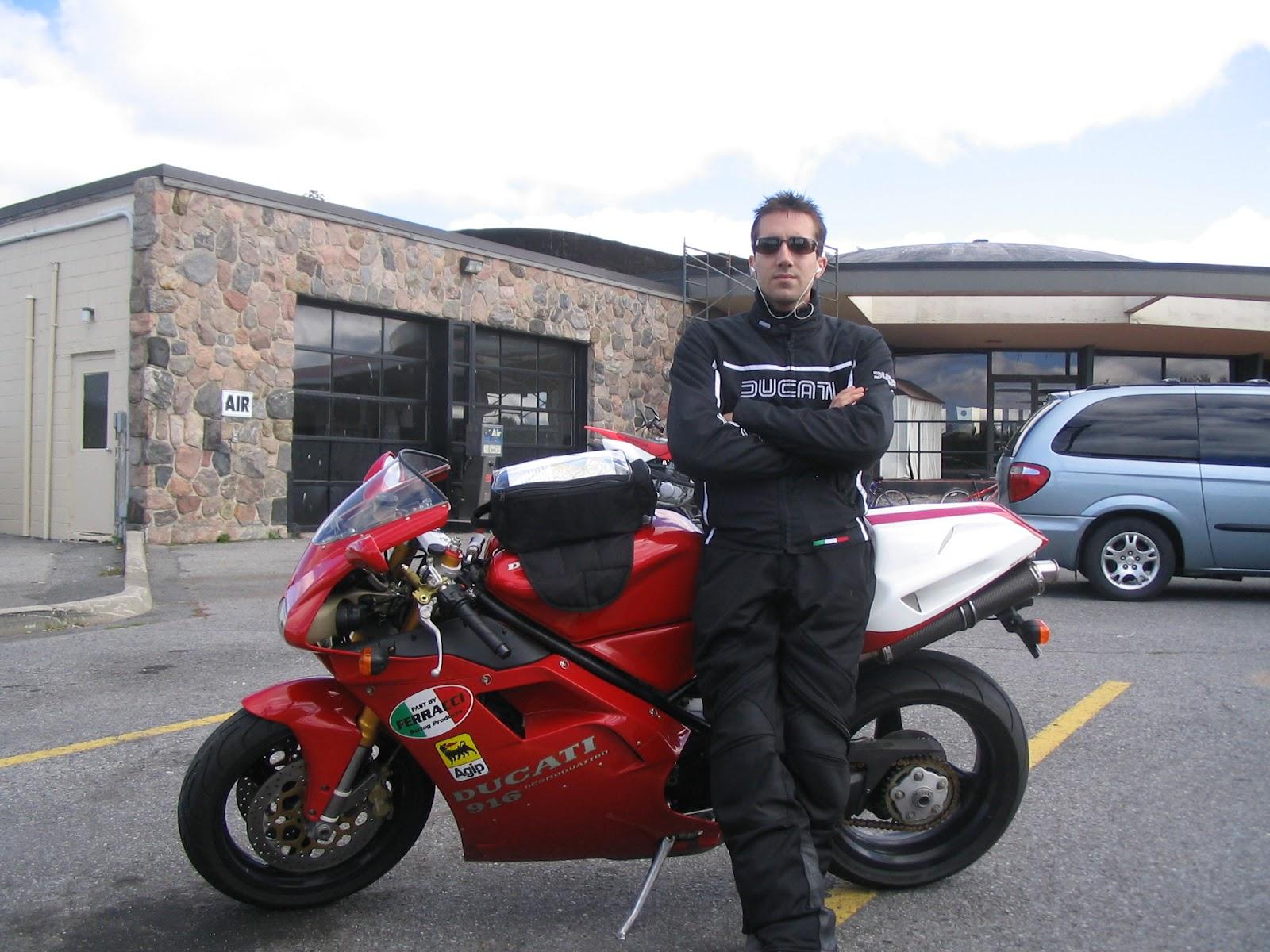 Jason Cormier Ducati 916