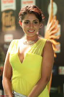 Madhu Shalini Looks Super Cute in Neon Green Deep Neck Dress at IIFA Utsavam Awards 2017  Day 2  Exclusive (57).JPG