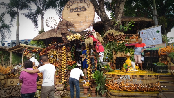 Tnalak Festival 2016 Bahay Kubo & Products Display