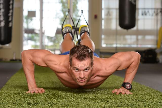 heavy volume abdominal training