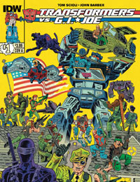 The Transformers vs. G.I. Joe