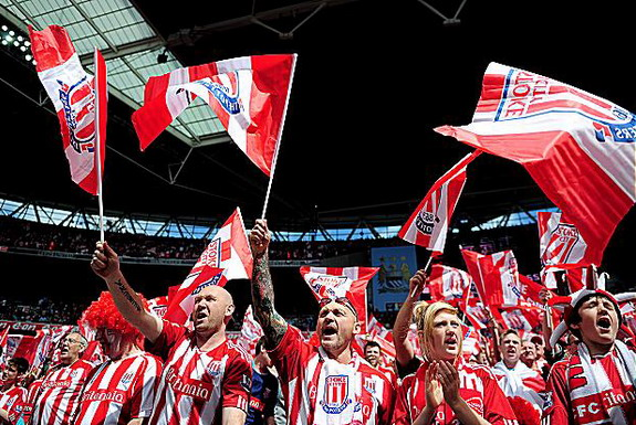 Stoke City supporters will be given free bus travel to away games all over the country