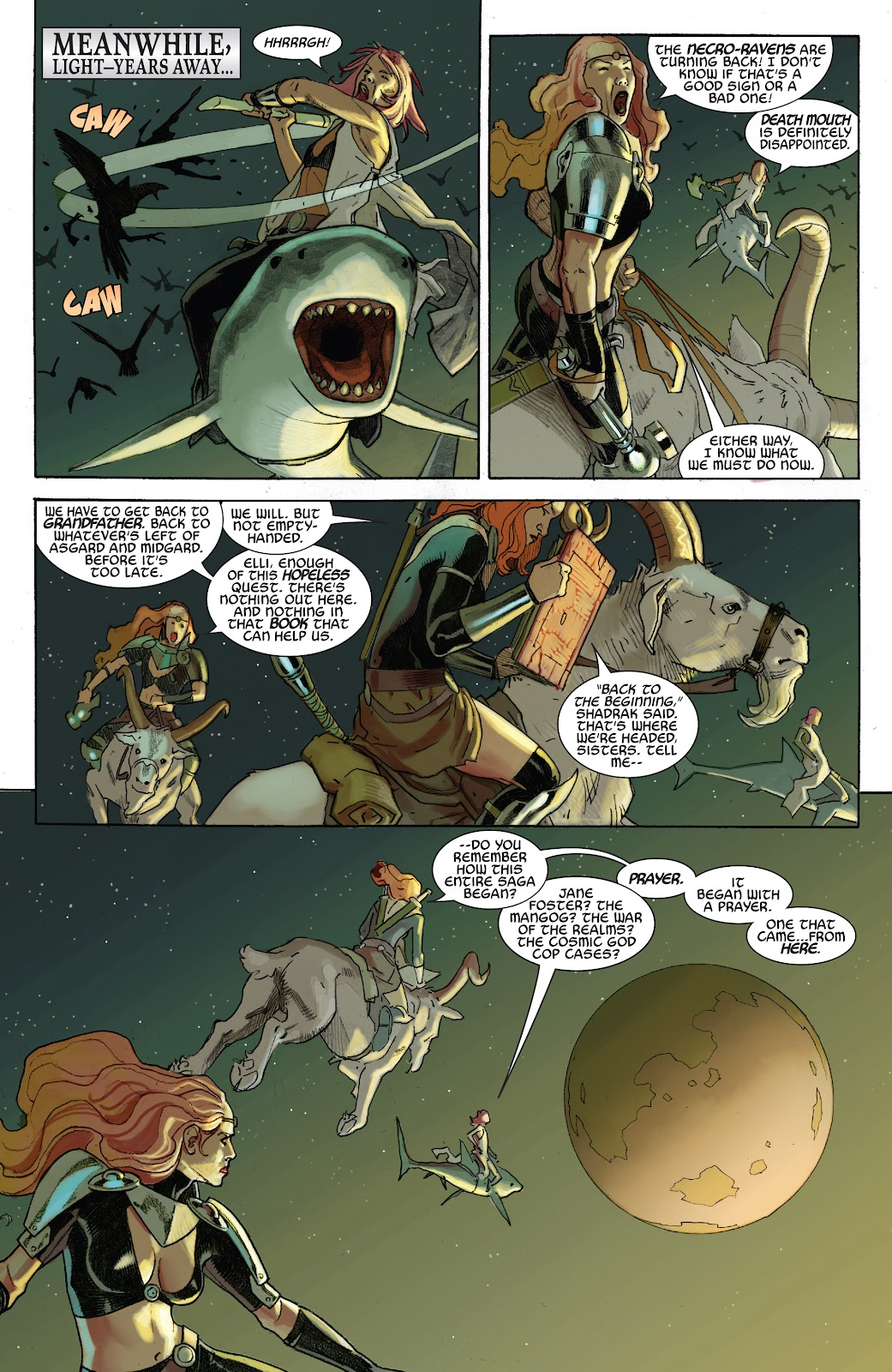 Read online King Thor comic -  Issue #2 - 11