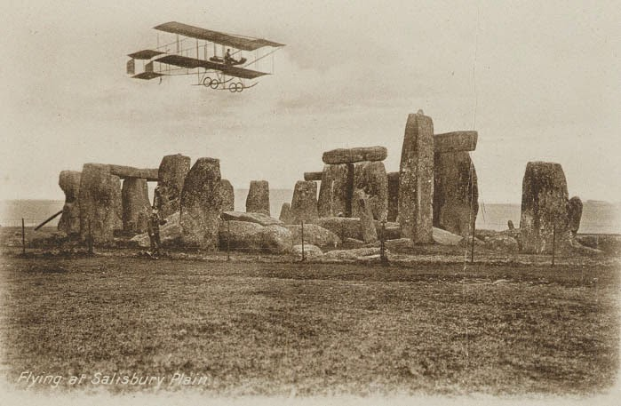 stonehenge old photos