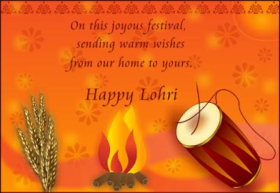 Happy Lohri 2017 Pictures