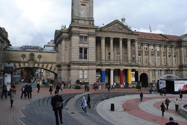 Artitecture Birmingham Museum And Art