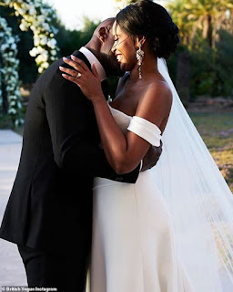 Idris Elba has tied the knot with Sabrina Dhowre