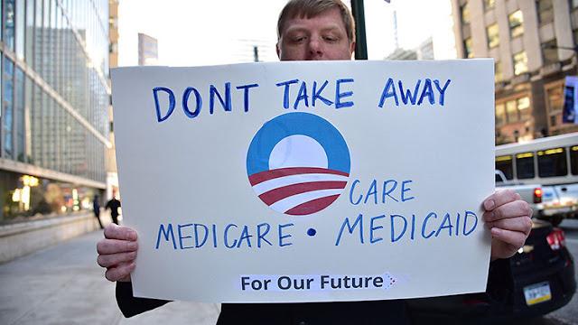 La derogación del Obamacare dejará a 22 millones de estadounidenses sin seguro médico