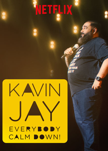 Kavin Jay: Everybody Calm Down! (2018) ταινιες online seires xrysoi greek subs