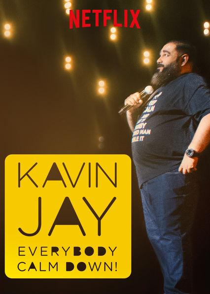 Kavin Jay: Everybody Calm Down! (2018) ταινιες online seires oipeirates greek subs