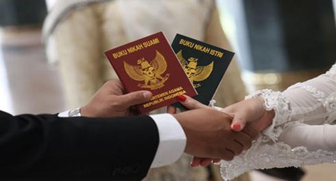 Gambar Kata Pernikahan Muslim
