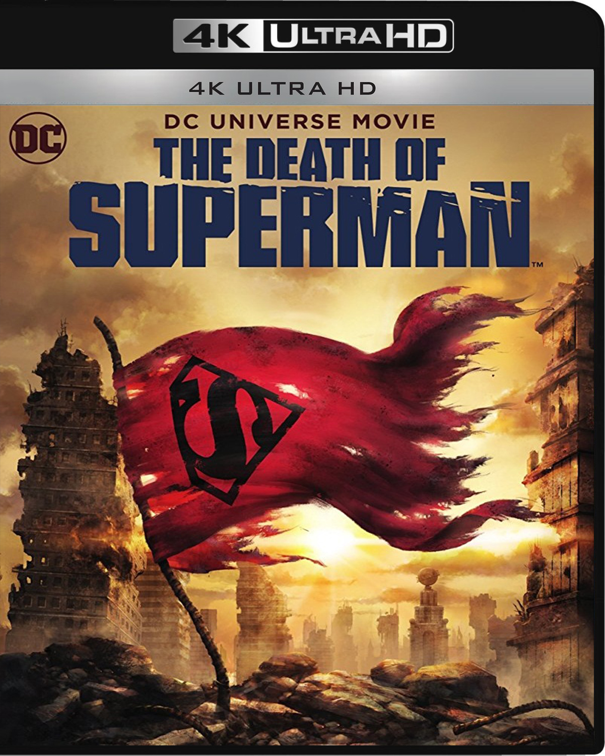 The Death of Superman [2018] [UHD] [2160p] [Latino]