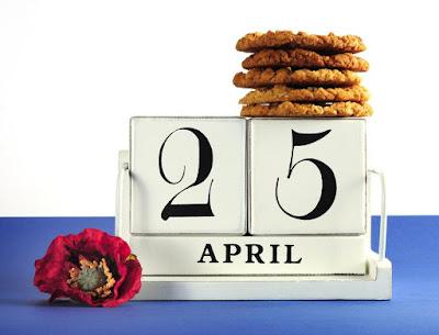 anzac day 25 april