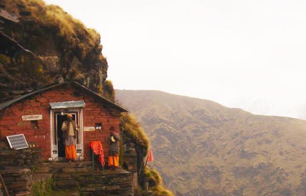 Rudranath Temple Photo