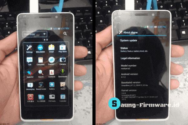 Custom Rom Xperia Z  Andromax U Dual GSM