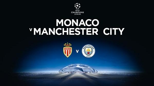 AS Monaco vs Man City