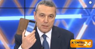 Λιάτσος κατά Άδωνι: Όσους ισχυρούς κι αν πάρει τηλέφωνο, δε θα ξαναπατήσει στην εκπομπή μου (Video)