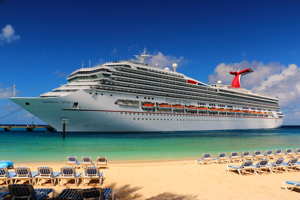 Ray's Cruise & Travel Blog: Carnival Glory Cruise Review