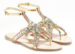 Miu Miu Crystal Sandals launch this March