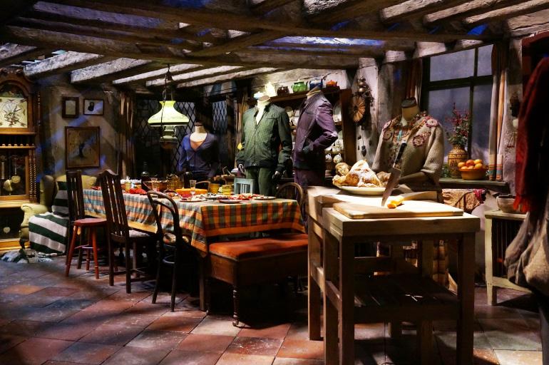 Warner bros studio tour harry potter monde magique for Maison d acteur
