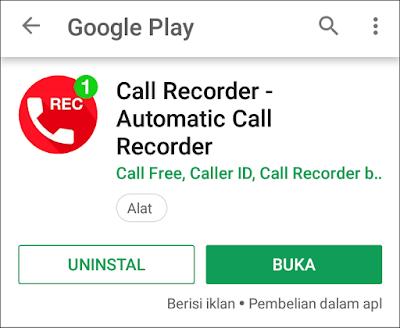 Cara Otomatis Merekam Panggilan Telepon di Android Tanpa Aplikasi