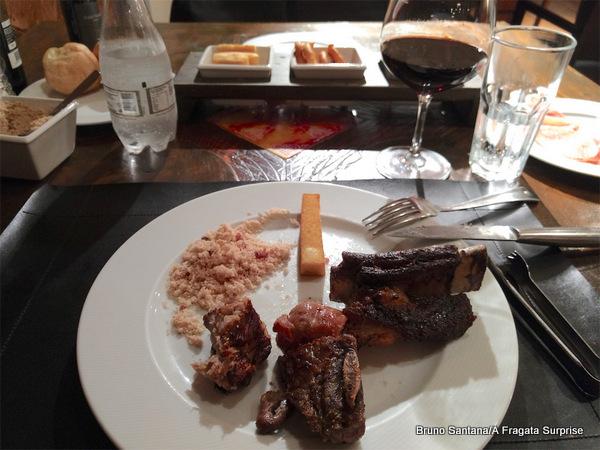 Churrascaria em Porto Alegre: NB Steak