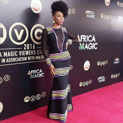 AMVCA 2016 nominees